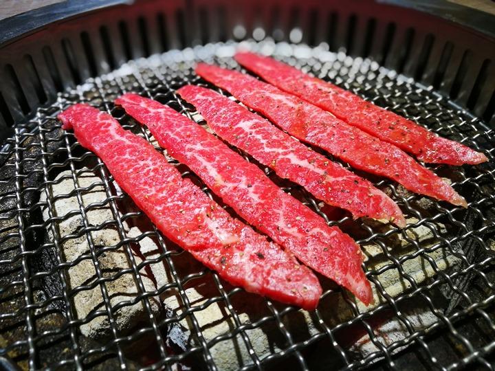 moe11 大安-燃 炭火燒肉もえMOE 台北四大知名燒肉店之一