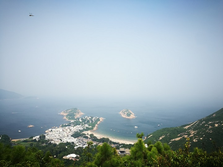 dragonbackmt.01-1 HK-亞洲最美市區行山徑-龍脊(港島徑第8段)