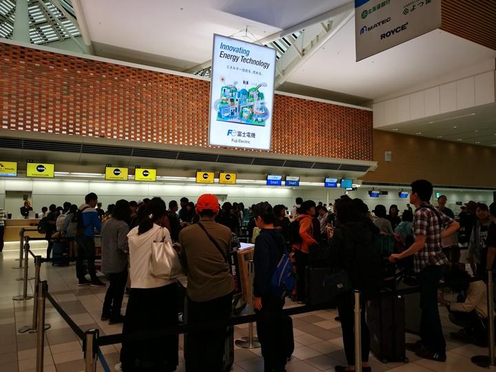 flyhokkaido10 201708搭廉航玩北海道虎航+酷航 函館進札幌出