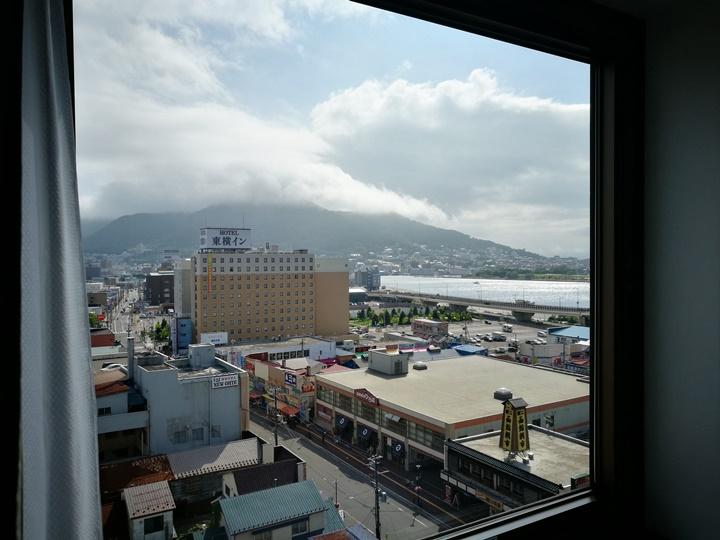 hakodate4P06 Hakodate-函館站旁SPG的Four Points交通超方便但超日式商務風
