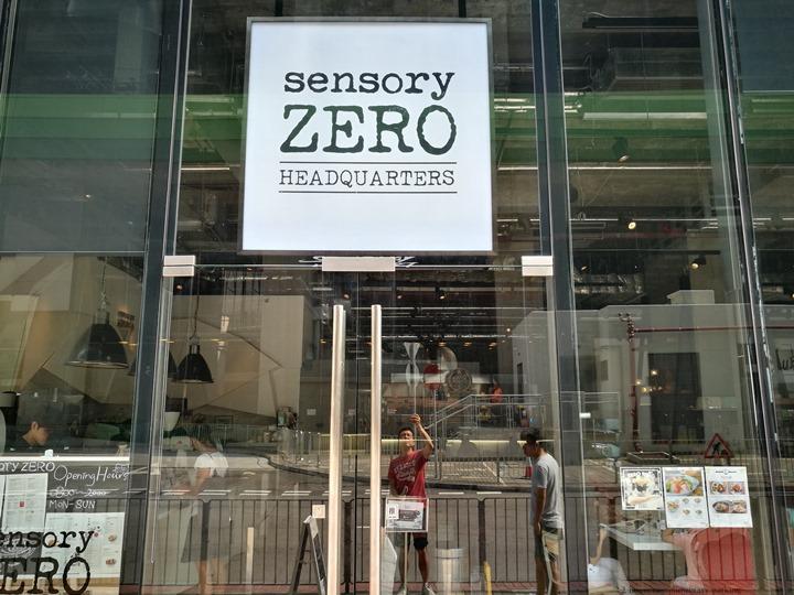 sensoryzero01 HK-黃竹坑Sensory Zero盛夏的一杯清涼 氮氣咖啡什麼鬼啊!!!