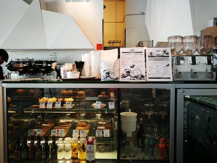 sensoryzero13 HK-黃竹坑Sensory Zero盛夏的一杯清涼 氮氣咖啡什麼鬼啊!!!