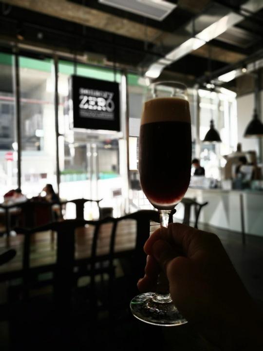 sensoryzero19 HK-黃竹坑Sensory Zero盛夏的一杯清涼 氮氣咖啡什麼鬼啊!!!