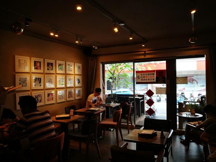 dousuncoffee04 松山-左先生咖啡館 一杯咖啡香一首好音樂