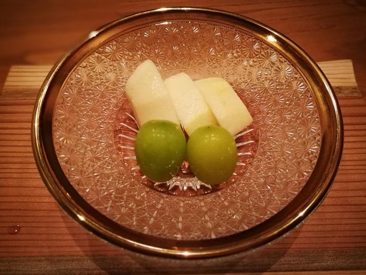 makiimura3stars14 Shinagawa-まき村(牧村Makimura)米其林三星 不預約絕吃不到