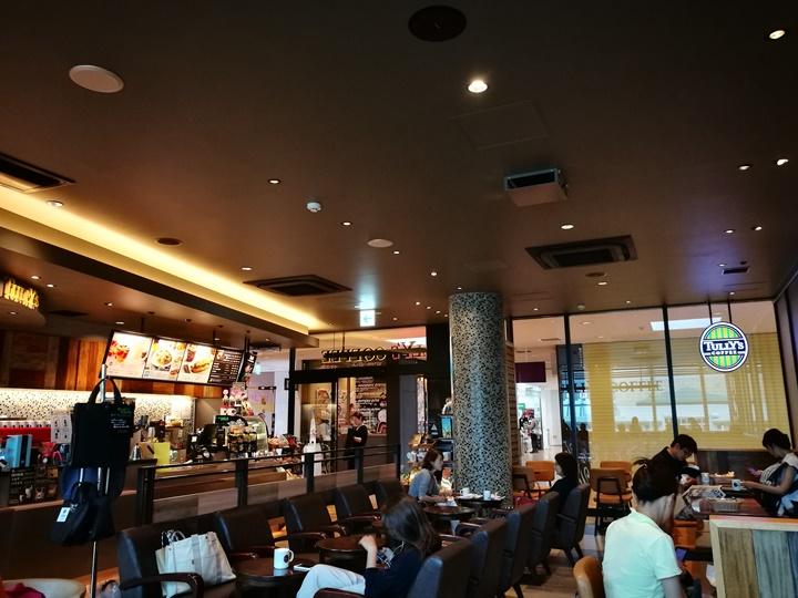 tullys5 Hakodate-Tully's Coffee函館車站內早餐套餐真不賴