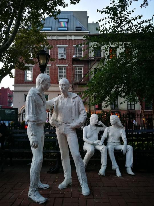 biggay03 New York-果真大蘋果之紐約真好玩 石牆紀念公園與人氣冰淇淋店Big Gay