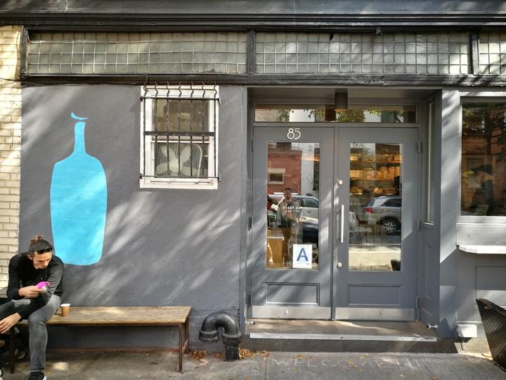 bluebottles01 New York-果真大蘋果之紐約真好玩 趕時髦的潮店Blue Bottle好好喝