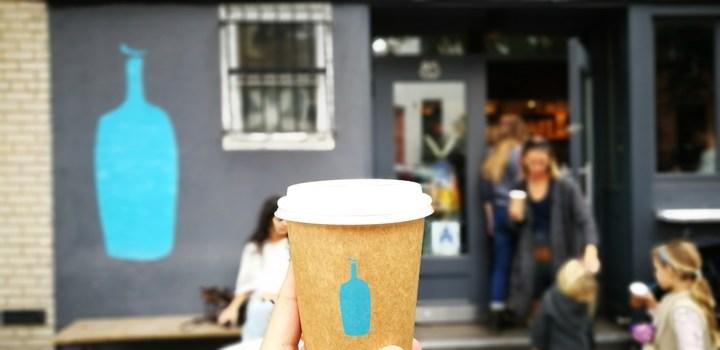 New York-果真大蘋果之紐約真好玩 趕時髦的潮店Blue Bottle好好喝