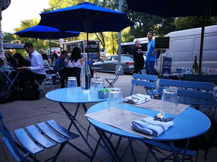 bluestonelane11 New York-紐約好好玩之Bluestone Lane第五大道中央公園景觀的早餐