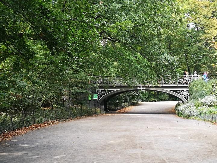 centralpark08 New York-果真大蘋果之紐約真好玩 中央公園 躺著曬太陽也愜意的好所在