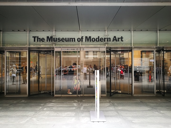 mona280108101 New York-果真大蘋果之紐約真好玩 藝文饗宴MOMA當代藝術館