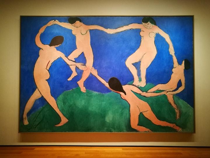 mona280108111 New York-果真大蘋果之紐約真好玩 藝文饗宴MOMA當代藝術館