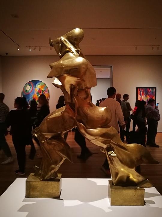 mona280108112 New York-果真大蘋果之紐約真好玩 藝文饗宴MOMA當代藝術館