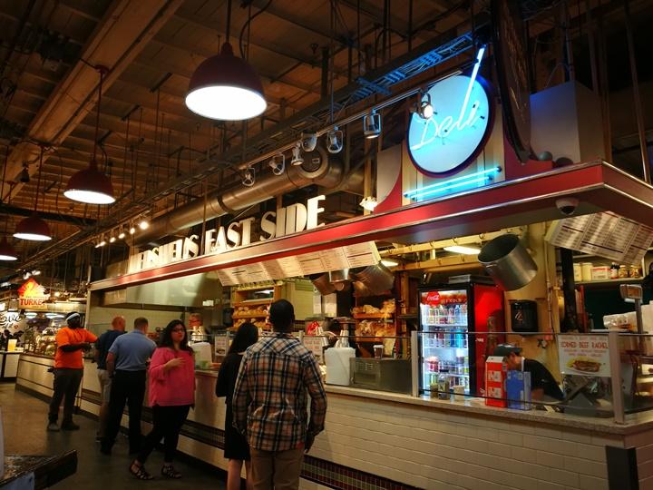 readingmarket07 Philadelphia-費城必訪Reading Terminal Market吃Amish餐廳Dutch Eating Place特色Apple Dumplings