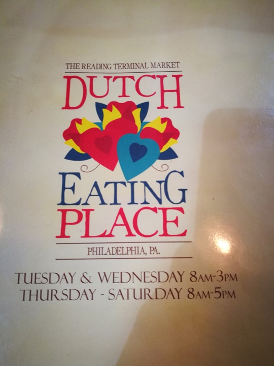 readingmarket14 Philadelphia-費城必訪Reading Terminal Market吃Amish餐廳Dutch Eating Place特色Apple Dumplings