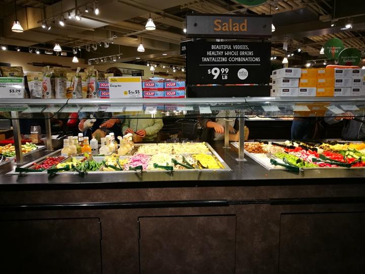 wholefoods02 New York-紐約好好玩之Whole Foods Market有機超市吃熱食...感受當地人生活