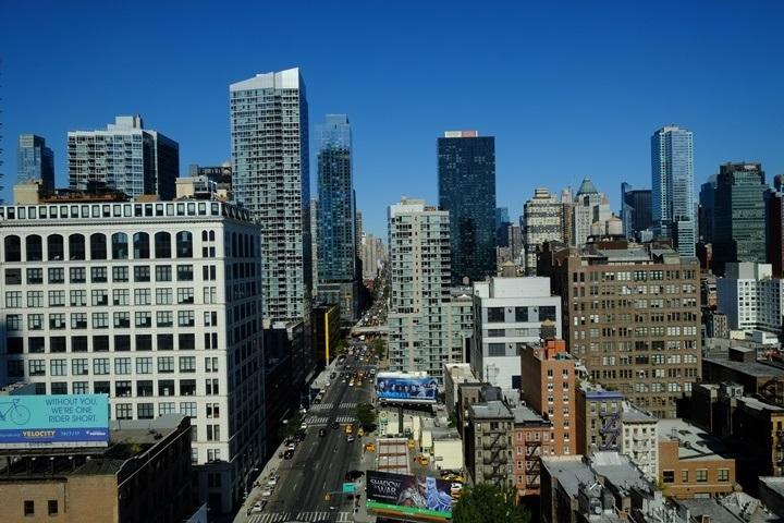 4PNYC2 New York-果真大蘋果之紐約真好玩 Four Points by Sheraton Manhattan Midtown West簡單舒適好睡的商務飯店