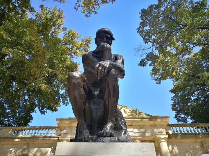 Philly22 Philadelphia-羅丹博物館看雕塑/費城藝術博物館 深植人心的拳王洛基拍攝處