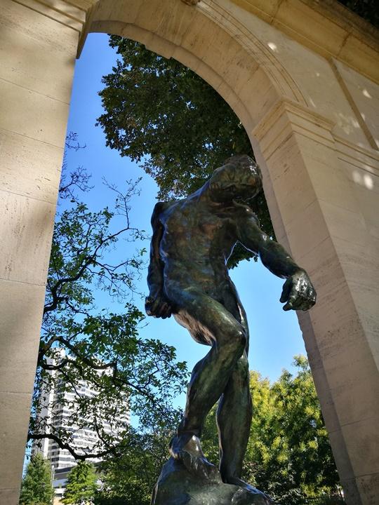 Philly24 Philadelphia-羅丹博物館看雕塑/費城藝術博物館 深植人心的拳王洛基拍攝處
