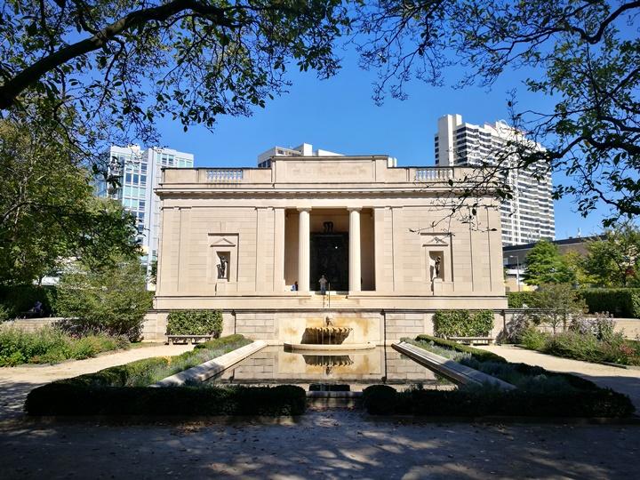 Philly27 Philadelphia-羅丹博物館看雕塑/費城藝術博物館 深植人心的拳王洛基拍攝處