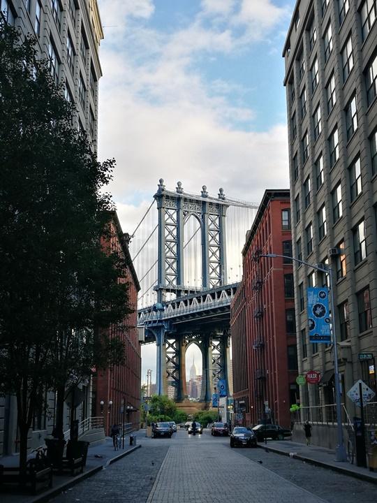 dumboo04 New York-果真大蘋果之紐約真好玩 布魯克林橋下 網紅聖地Dumbo&渡船碼頭賞曼哈頓夜景