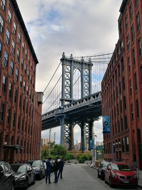 dumboo06 New York-果真大蘋果之紐約真好玩 布魯克林橋下 網紅聖地Dumbo&渡船碼頭賞曼哈頓夜景