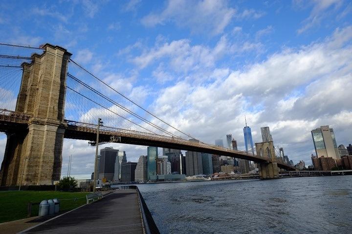 dumboo20 New York-果真大蘋果之紐約真好玩 布魯克林橋下 網紅聖地Dumbo&渡船碼頭賞曼哈頓夜景