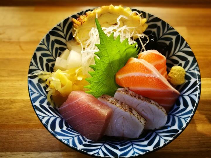 freshfish5 新竹-旨味丼屋 最單純的手法最純粹的美味 好吃的海鮮丼在金山街