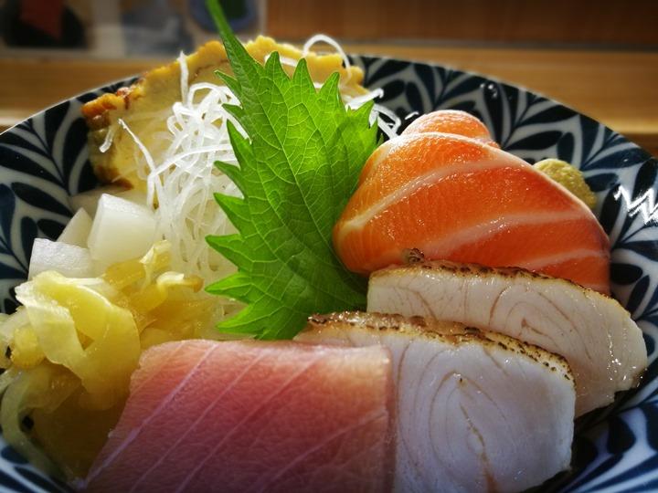 freshfish6 新竹-旨味丼屋 最單純的手法最純粹的美味 好吃的海鮮丼在金山街