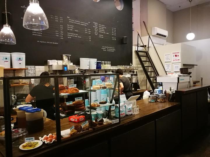 joecoffee04 New York-果真大蘋果之紐約真好玩Joe Coffee咖啡空少推薦的小巧咖啡館
