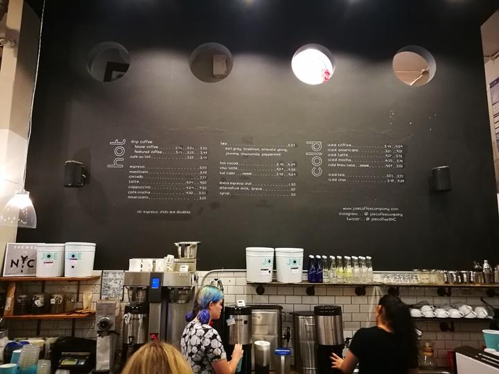 joecoffee06 New York-果真大蘋果之紐約真好玩Joe Coffee咖啡空少推薦的小巧咖啡館