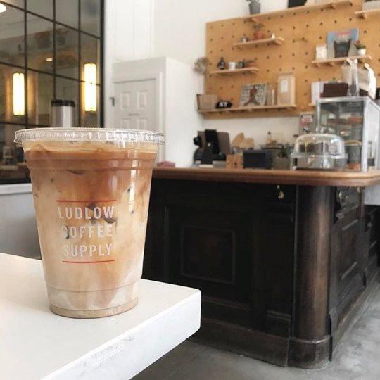 ludlowcoffee11 New York-果真大蘋果之紐約真好玩 Ludlow Coffee有好豆子就有好味道