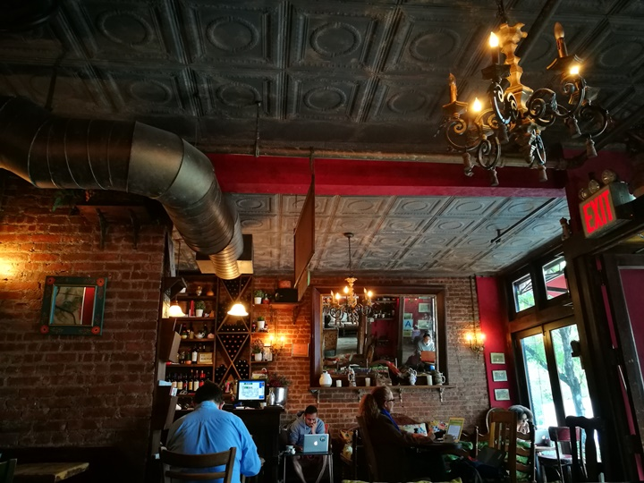maxcaffe06 New York-果真大蘋果之紐約真好玩 Max Coffee哥大附近西式早餐