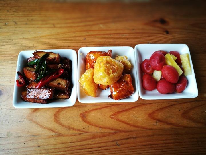 sidewalk07 中壢-人行道蔬食 沒有肉也美味 中大後門原來美食很多