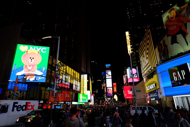 timesquare09 New York-果真大蘋果之紐約真好玩 無敵夯的時代廣場