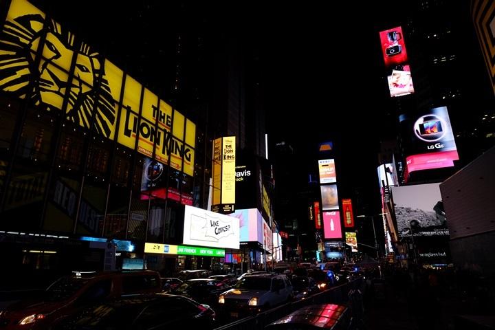 timesquare10 New York-果真大蘋果之紐約真好玩 無敵夯的時代廣場