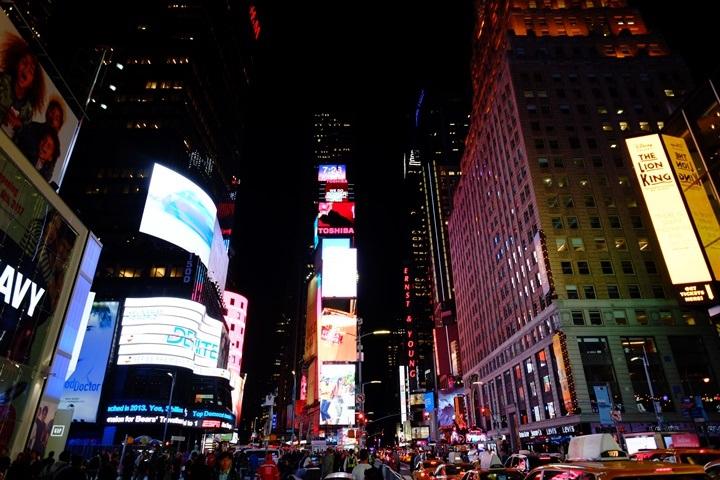 timesquare12 New York-果真大蘋果之紐約真好玩 無敵夯的時代廣場