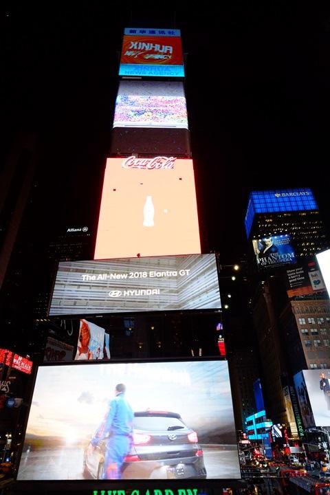timesquare18 New York-果真大蘋果之紐約真好玩 無敵夯的時代廣場