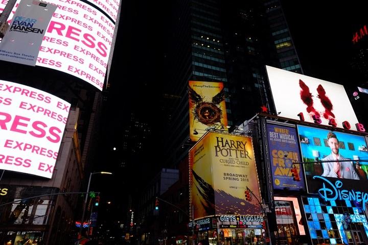timesquare21 New York-果真大蘋果之紐約真好玩 無敵夯的時代廣場