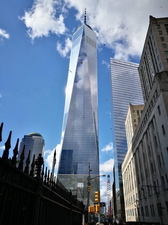 WTC460201 New York-果真大蘋果之紐約真好玩 重生的世貿中心1 WTC 超美的Oculus車站