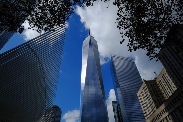 WTC460202 New York-果真大蘋果之紐約真好玩 重生的世貿中心1 WTC 超美的Oculus車站