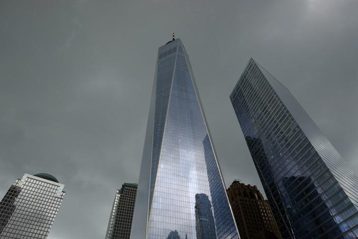 WTC460203 New York-果真大蘋果之紐約真好玩 重生的世貿中心1 WTC 超美的Oculus車站