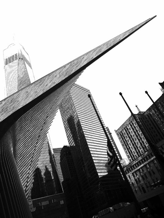 WTC460218 New York-果真大蘋果之紐約真好玩 重生的世貿中心1 WTC 超美的Oculus車站