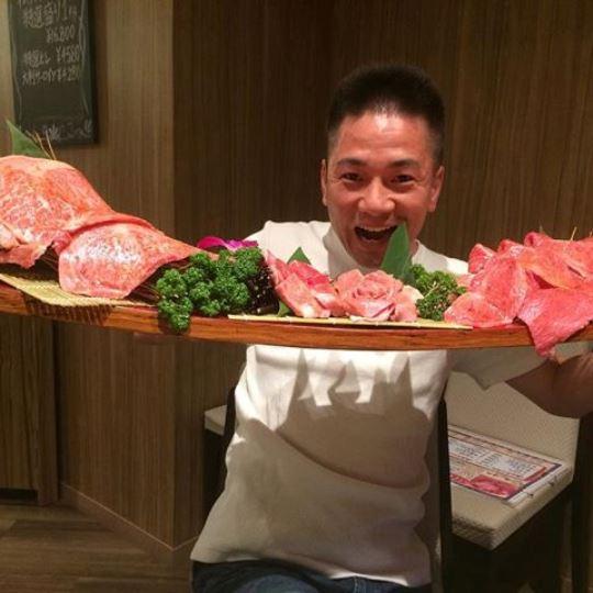 orenoyakiniku3 Ginza-俺の焼肉(銀座4丁目) 美麗油花多吃太油膩 和牛燒肉