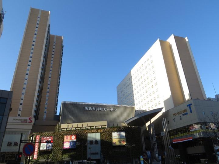 oursinnoiimachi02 Oimachi-大井町Ours Inn阪急 超方便舒適簡單但有高級飯店FU