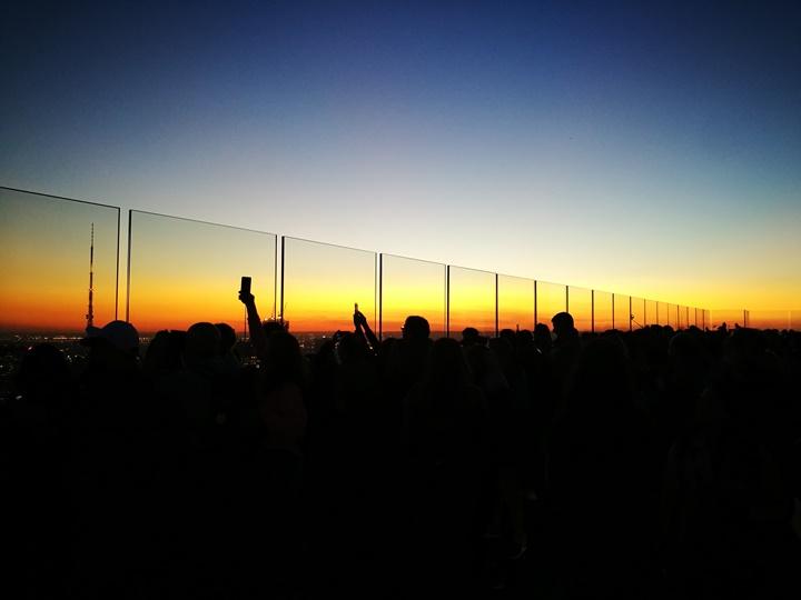 rocktop20 New York-果真大蘋果之紐約真好玩 The Top of the Rock洛克斐洛大樓 日景夜景都美麗