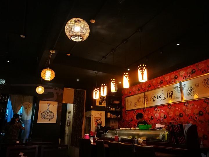 sheratonfood2 中正-御景日本料理 小餐廳有大料理