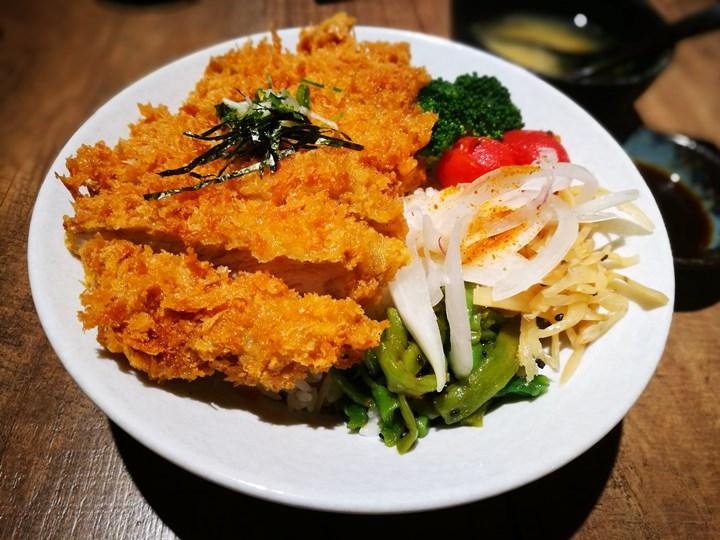 dongoodeat08 竹北-丼好食 寒風中一份好吃的日式豬排