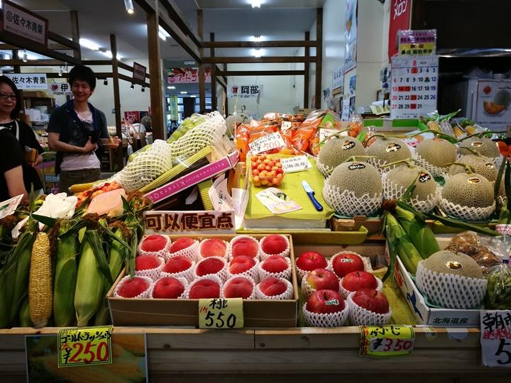 hakodatemorningmarket13 Hakodate-有趣函館朝市 きくよ食堂的海鮮丼飯 北海道必吃